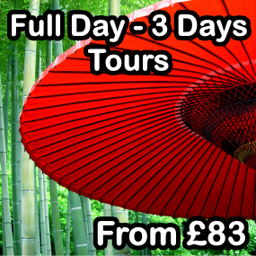 Full Day to 3 Day Tour